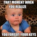 Where Is My Keys?