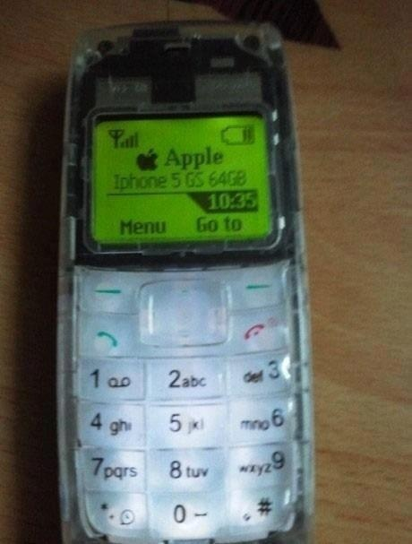 iPhone 5, Seems Legit…