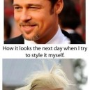 Styling The New Haircut