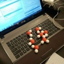 Oops I spilled water on my laptop