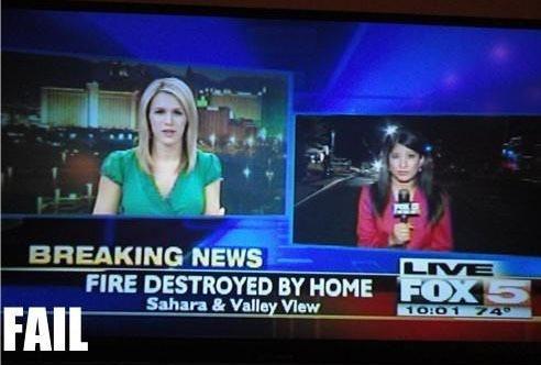 Poor Fire…