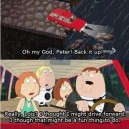 Sarcastic Peter Griffin