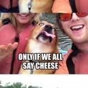 Dog, Say Cheese!