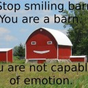 Smiling Barn