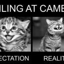 Smiling At The Camera