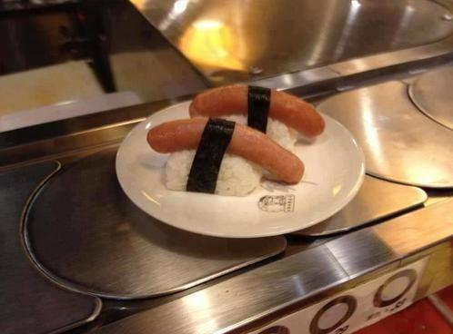 Sushi in Germany