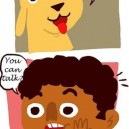 The Talking Dog