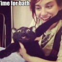 Time For Bath!