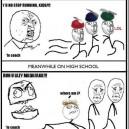 Doing Sports in Schools