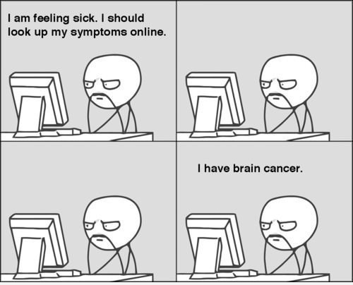 Hypochondria At Its Finest