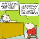 Why Did You Leave Your Job?