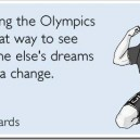 Feeling Good About The Olympics