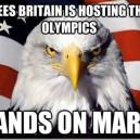 USA vs. UK