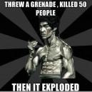 Epic Bruce Lee