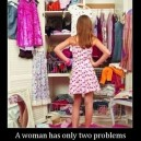 A Woman Has Two Problems