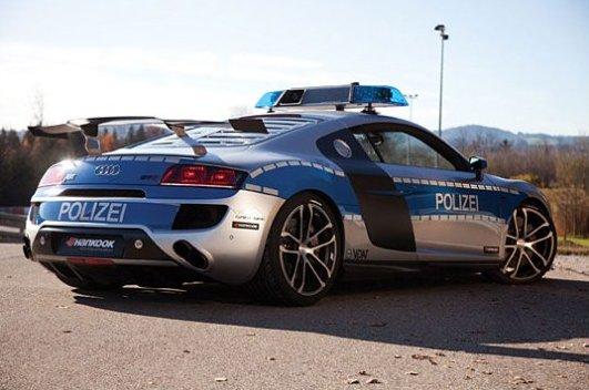 Awesome Autobahn Polizei