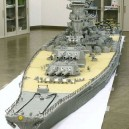 Awesome Lego Battleship
