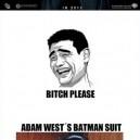 The Batman Suit