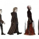 Darth Vader Evolution