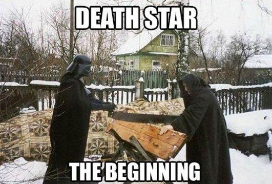 Death Start – The Beginning