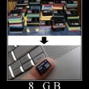 8GB – Now and Then