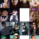 Different Versions of Batman