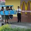 Drive Thru at McDonalds