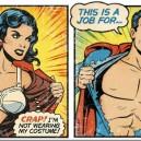 Forgetful Superheroes