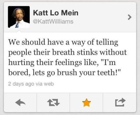 Katt Williams Quote