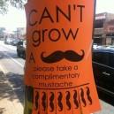 Can't Grow a Mustache?