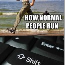 How Other People Run