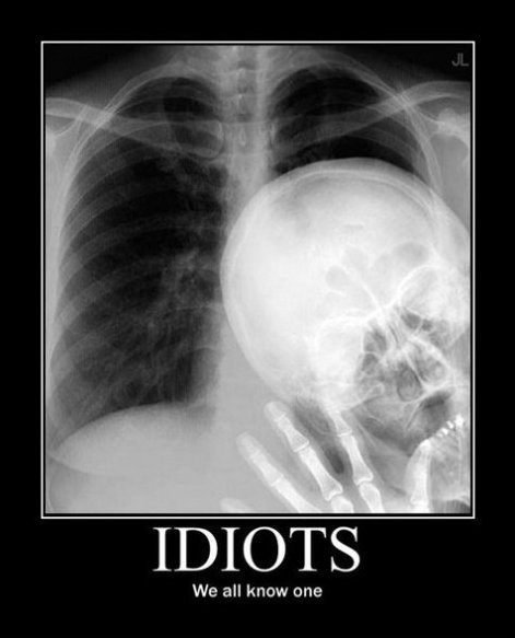 That Idiot Friend…