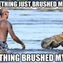 Always When Swimming in Lakes