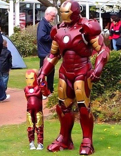Iron Parenting