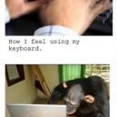 I Love My Own Keyboard!