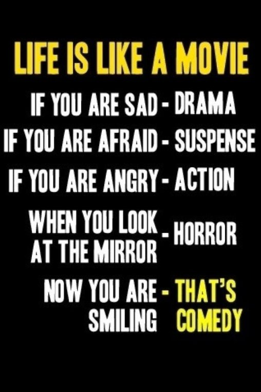 Life is Like a Movie