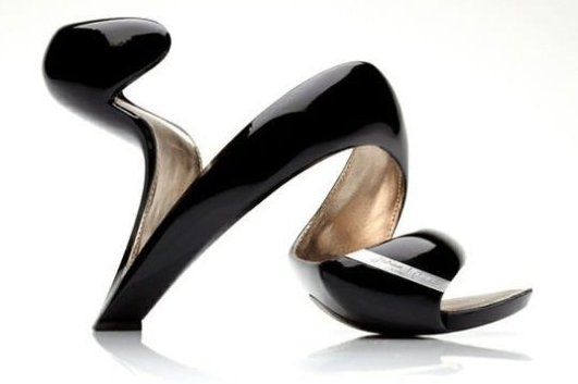 Most creative high heel ever designed