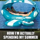 How I Spend My Summer