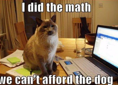 I Did The Math…