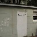 Overly Suspicious Door
