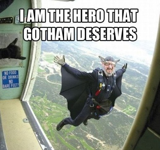 The Real Batman
