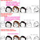 Running Into a Friend – Woman vs. Man