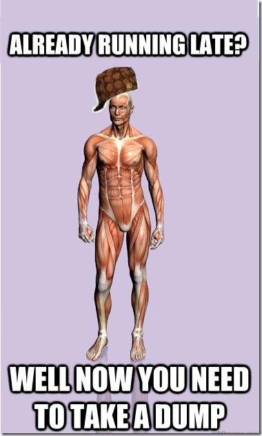 Scumbag Human Body