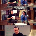 Sheldon is Awesome as Usual