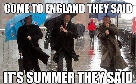 Summer in England