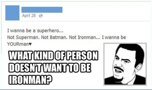 Wanna Be a Superhero?