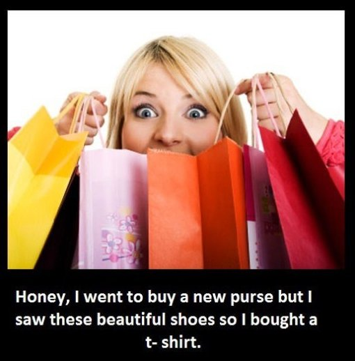 The Logic of Female Shoppers