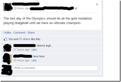 The Ultimate Olympic Champion