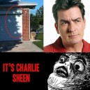 Charlie Sheen Shadow
