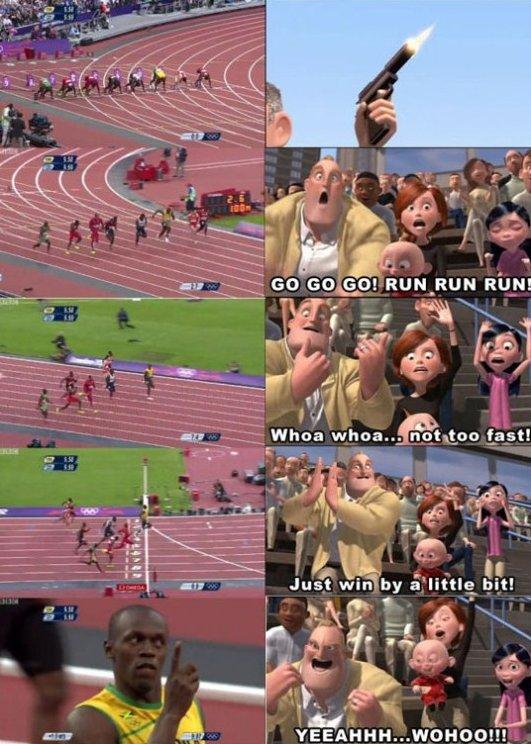 Usain Bolt MEME